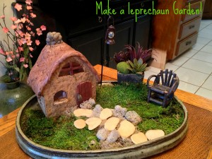 Make your own Fairy or Leprechaun