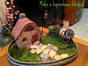 Make your own Fairy or Leprechaun