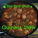 Irish Beef Stew- with Guinness