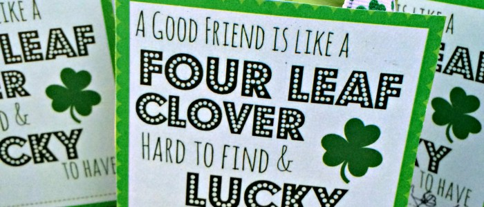 free irish printable