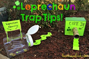 How to Build a Leprechaun Trap!